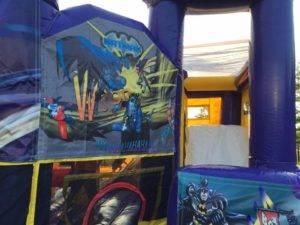 Dvorac na napuhavanje batman tobi zabava 3